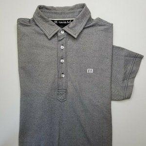 Men's Travis Mathew Short Sleeve Polo Golf Shirt